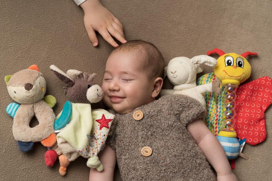 Familienshooting - Sweet Babyboy